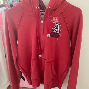 Pink University of Arizona Jacket